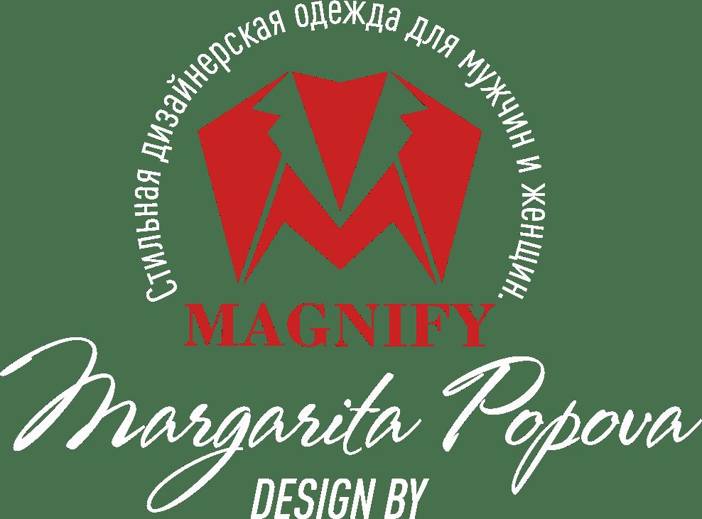 Magnify — Дизайнерская мужская и женская одежда